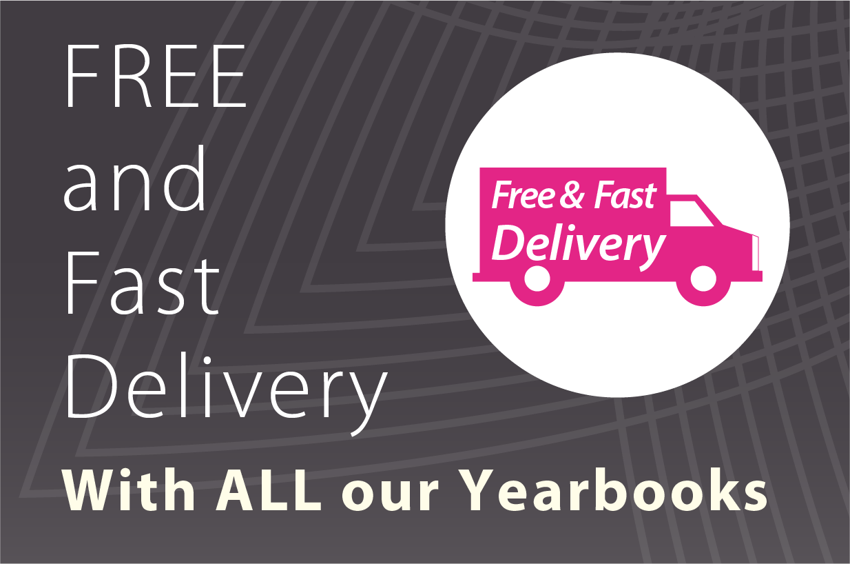 Free and Fast School Yearbook Delivery
