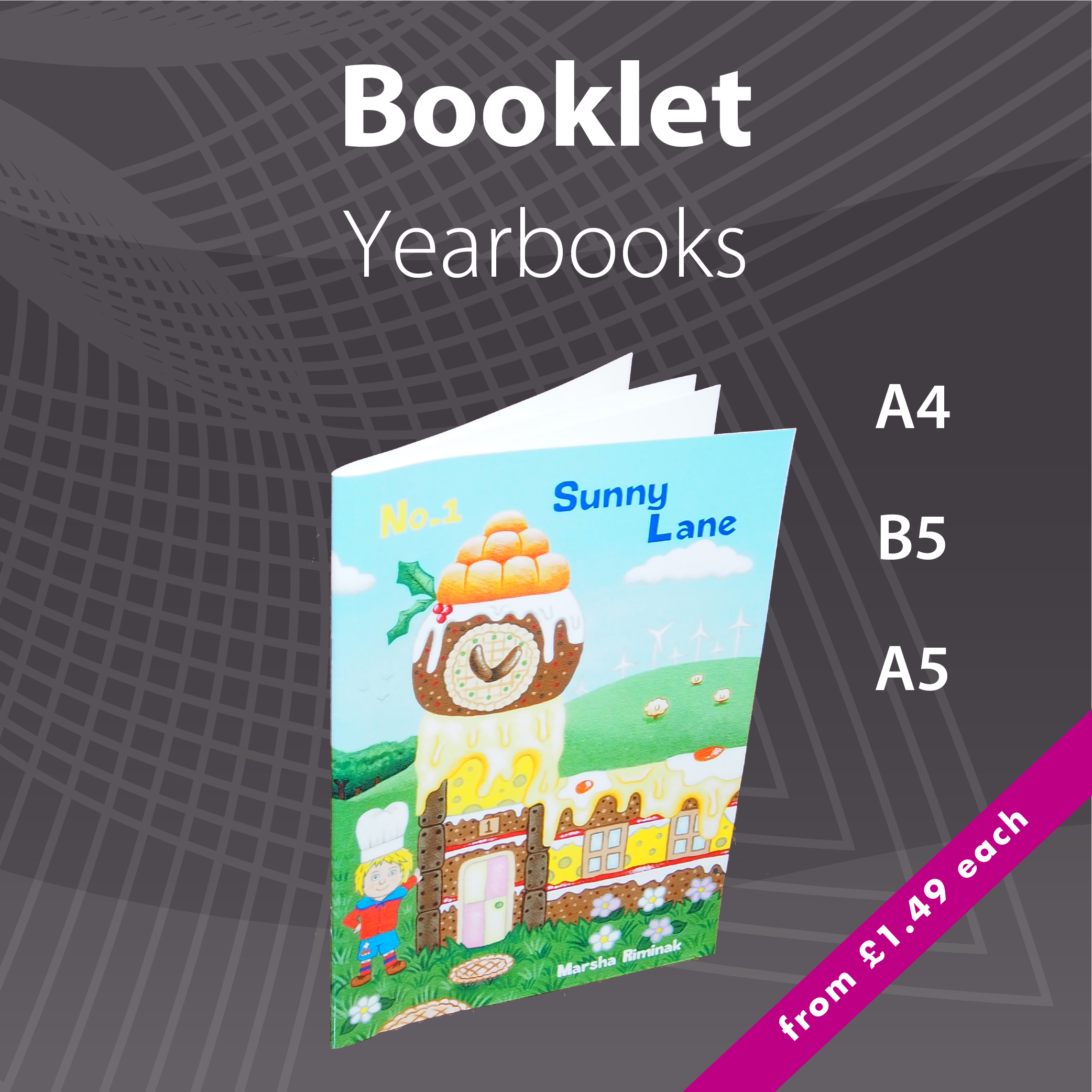 Booklet Yearbooks