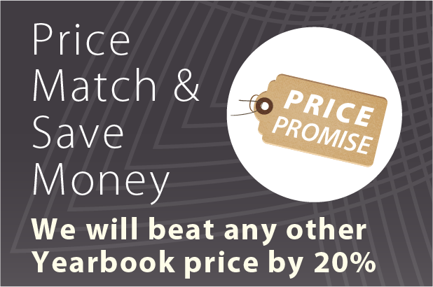 School Yearbook Price Promise